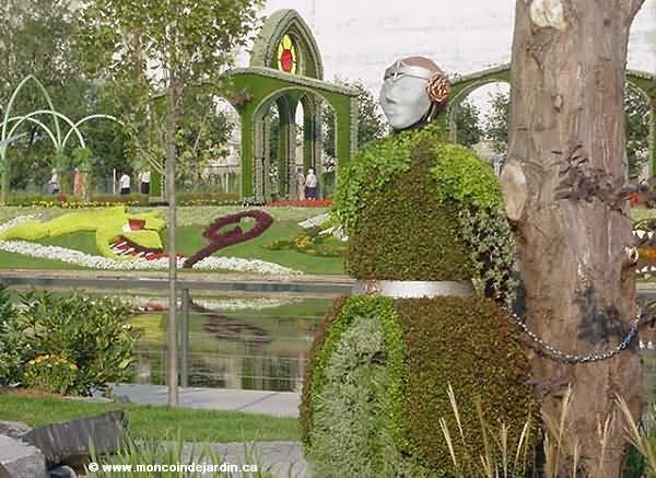 Mosa cultures 2003 belgique for L effroyable jardin