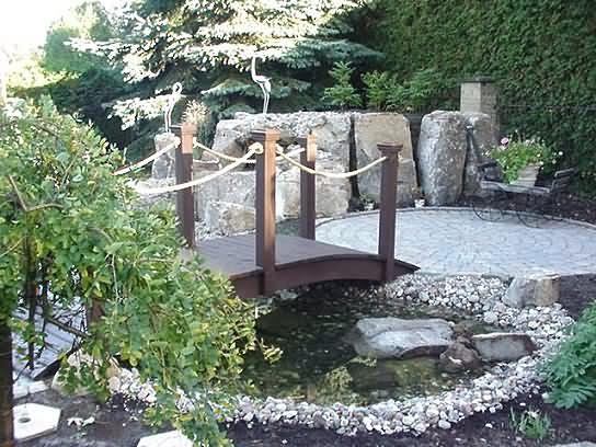 Jardin d 39 eau mon coin de jardin for Au coin du jardin