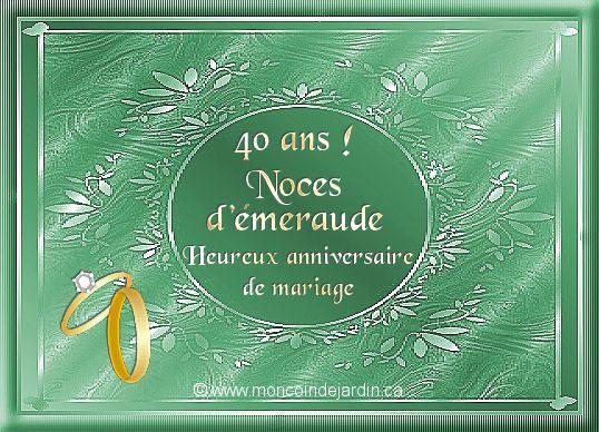 40 ans de mariage noce de quoi america 39 s best lifechangers - 40 ans de mariage noces de quoi ...