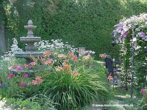 Fleurs ete 2007 mon coin de jardin for Carte virtuelle mon coin de jardin