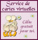 Service de cartes virtuelles